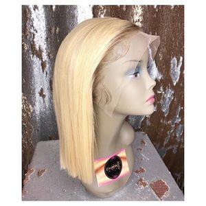 Blonde Wig Brown Root